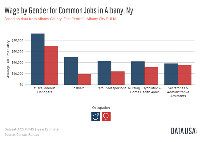 data-usa-bar-chart-of-wage-by-gender-for-common-jobs-in-albany-ny