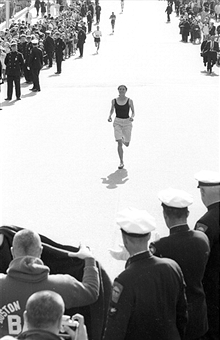 Gibb 1966 Boston Marathon Getty Images