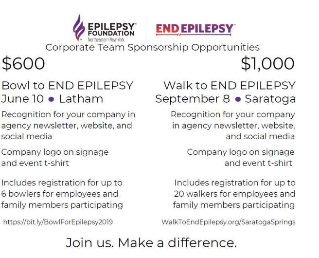 epilepsy postcard